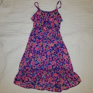 Floral high-low dress from The Children's Place